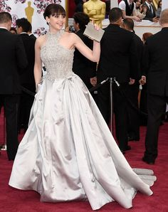 Best 2015 Oscars gowns