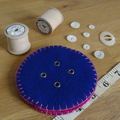 Button needle case £5.00