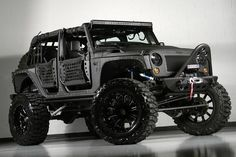 Jeeps - Custom 2013 Jeep Wrangler Unlimited Full Metal Jacket