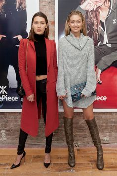 How Well Do You Know Gigi, Bella and Anwar Hadid? All The Facts About The Hadid Family | News | Grazia Daily
