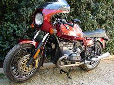 #custom #clip ons Bmw Vintage, Bmw Boxer, Hot Bikes, Motorcycle, Vehicles, Motorcycles, Motorbikes, Car, Choppers
