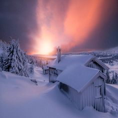 My God! So beautiful! Lapland #Finland #Suomi