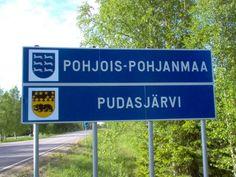 Pudasjärvi paikassa Oulun Lääni