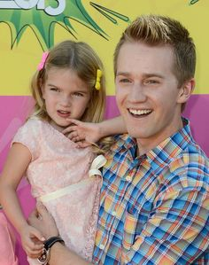 Nickelodeon's 26th Annual Kids' Choice Awards - Arrivals - Mia Talerico and Jason Dolley