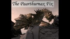 Steam Workshop :: The Paarthurnax Fix