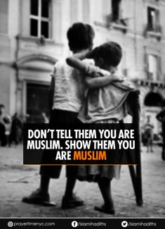 Don't tell them you are #muslim . Show them you are Muslim.  #islam #islamicquotes #helpful #help #goodreads #wisewords #quotes #positivevibes #positivethinking #deepthoughts #instaquotes #instagood