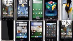 Androids #android #cellphone #phone #cell #technology
