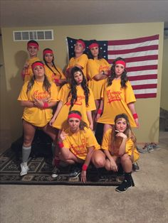 Average Joes squad #halloween #college