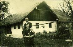Bauernfamilie in Oberösterreich - chroniknet - Private Bilder, Fotos des Jahrhunderts