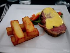 The Londoner: Posh Steak and Chips