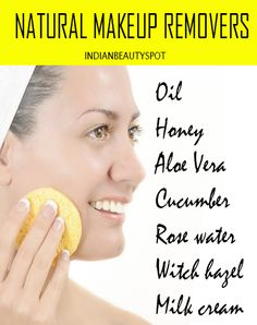7 natural DIY makeup removers that will change your beauty routine