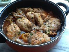 Cocinando con Rosita: POLLO A LA CERVEZA