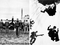 Nuremberg, Germany, April 20, 1945, (right).- Robert Capa