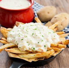 Chowder Fries | Kirbie's Cravings | A San Diego food & travel blog