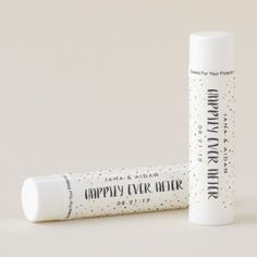 Happily Ever After | Wedding Favor Lip Balm - rose style gifts diy customize special roses flowers