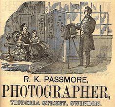 R.K. Passmore, photographer
