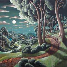 Moon River  by George Callaghan