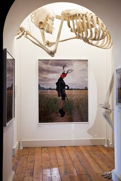 Tim Walker Story Teller Exhibition at Somerset House
