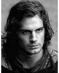 melot in Tristan & Isolde. I don't think Henry Cavill has ever had an unflattering hairstyle