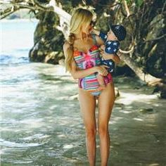 Frenchman's Cove - Barefoot Blonde by Amber Fillerup Clark Modest Swimsuits, Cute Swimsuits, Amber Fillerup Clark, Dressing, Barefoot Blonde, Love You Baby, Love And Marriage, Modest Fashion, Bikinis