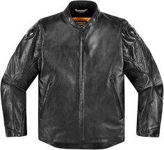 Icon 1000 Retrograde Jacket - Black | Products | Ride Icon