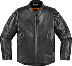 Icon 1000 Retrograde Jacket - Black | Products | Ride Icon