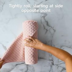Folding Bath Towels, How To Fold Towels, Fancy Video, Diy Clothes Life Hacks, Christmas Crafts For Adults, Cleaning Hacks, Helpful Hints, Ideas, Organizing