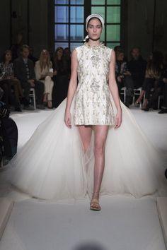 Giambattista Valli | Haute Couture - Spring 2017 | Look 15