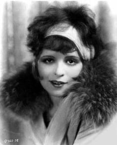 Bow181 - Clara Bow - Silent Movie Star - More at http://cine-mania.it