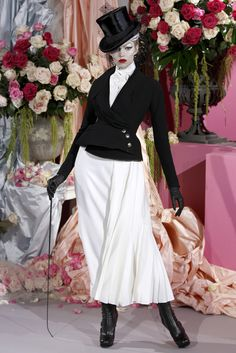 Christian Dior Spring 2010 Couture Fashion Show - Karlie Kloss (IMG)