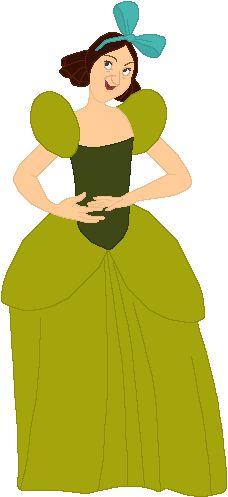*DRIZELLA ~ Cinderella, 1950
