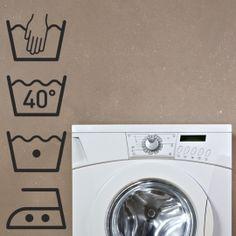 stickers symboles lavage buanderie pinterest stickers et art. Black Bedroom Furniture Sets. Home Design Ideas