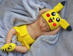 baby halloween costume ideas - baby pokemon costume