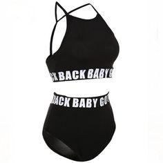 $16.36 (Buy here: https://alitems.com/g/1e8d114494ebda23ff8b16525dc3e8/?i=5&ulp=https%3A%2F%2Fwww.aliexpress.com%2Fitem%2FWomen-Beach-High-Neck-Hang-Bikinis-Set-Sexy-High-Waist-Tank-Bikini-Push-Up-Sport-Wear%2F32687589105.html ) Women Beach High Neck Hang Bikinis Set Sexy High Waist Tank Bikini Push Up Sport Wear Crop Top Swimwear Swimsuit Biquini E237  for just $16.36