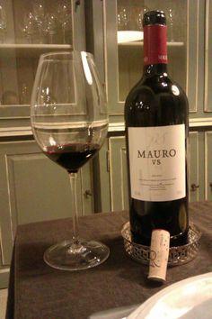 Mauro VS 2005. Vino de la Tierra de Castilla y León. España.