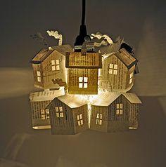 La petite maison de papier - Hutch Studios