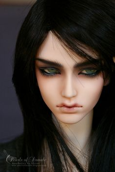 Soom Sard with faceup by Pearls of Danube. Ball Jointed Doll (BJD)