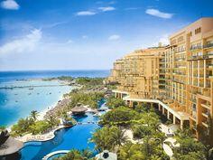 Fiesta Americana Grand Coral Beach Cancún Resort & Spa: Mexico Resort : Condé Nast Traveler