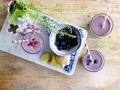 Réalisez ce super smoothie du bonheur au soja avec Alpro Soja Original