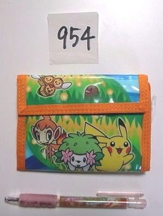 Pokemon Center Purse for children Shaymin 쉐이미 shopper plastic bag With gifts #PokemonCenter
