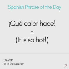 Free Spanish Lessons, Phrase Of The Day, Spanish Phrases, Math, Quote Of The Day, Spanish Quotes, Math Resources, Early Math, Mathematics