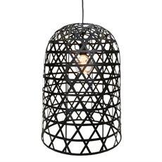 Bell Basket Ceiling Pendant