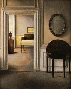 Vilhelm hammerhoi  - The Music Room, 30 Strandgade