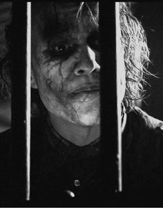 this picture actually looks  most like Heath Ledger, when hes playing the Joker, than the others ive seen...