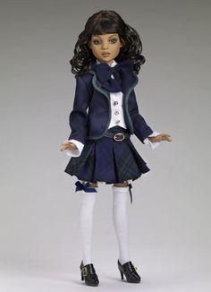 School Dazed Lizette - Dressed Dolls Archive - Ellowyne Wilde Archive - Wilde Imagination Archive - Wilde Imagination