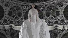 TOPO-GRAPHIC - threeASFOUR's Fall 2014 collection / Concept & Direction : threeASFOUR