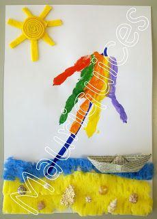 Mauriquices: Eu gosto é do Verão...!