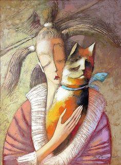 Gershvin, The Man I Love by Viacheslav Koretskiy