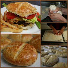 Mennonite Girls Can Cook: Hamburger and Hot Dog Buns
