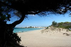 Punta Prosciutto-Puglia